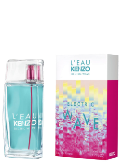 Kenzo L' Eau Kenzo Electric Wave EDT for Her 50 ml