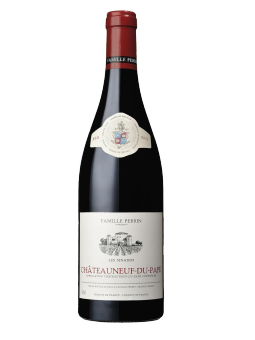 Famille Perrin, Les Sinards, Châteauneuf-du-Pape, AOC, dry, red, 0.75l