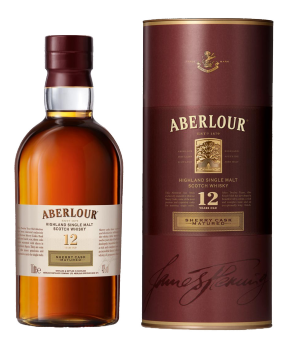 Aberlour 12 year old Sherry Cask Matured 40% 1l